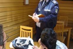 Chiulangii, în vizorul polițiștilor. 27 de elevi depistați lipsind nejustificat de la cursuri
