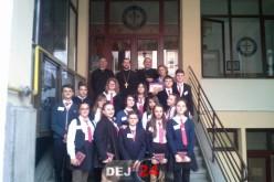 Mai mulți elevi din Dej vor reprezenta Eparhia Clujului la nivel național – FOTO