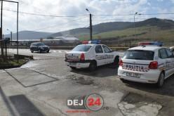 Șofer din Mica, depistat de polițiștii din Dej la volanul unui autovehicul neînmatriculat