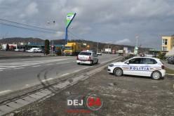 Transportatorii de persoane de pe raza județului Cluj, verificați de poliţişti