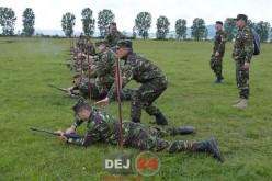 Peste 100 de posturi de soldat sau gradat profesionist, scoase la concurs în județul Cluj
