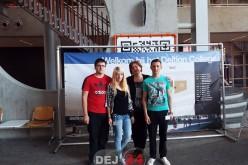 """Elevi ai Liceului Tehnologic """"Constantin Brâncuşi"""" Dej, stagiu de pregătire practică în Olanda – FOTO"""