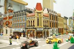 Pentru copii, de ziua lor. Cea mai mare expoziție LEGO din România, la Cluj – FOTO
