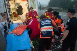 GRAV ACCIDENT lângă Beclean, soldat cu 10 persoane rănite. A fost instituit COD ROȘU de intervenție – FOTO/VIDEO