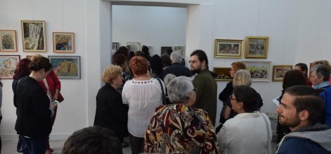 """""""Anuala Artiștilor Plastici Dejeni"""", la Galeria de Artă Dej – FOTO/VIDEO"""