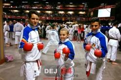 Dorin Pănescu, doua titluri de CAMPION MONDIAL obținute în Dublin – FOTO