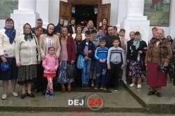 Credincioșii din parohiile ortodoxe Suarăș și Șomcutu Mic, în pelerinaj – FOTO