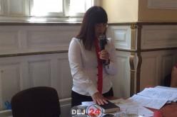 Dora Muncelean este noul VICEPRIMAR al municipiului Dej – FOTO/VIDEO