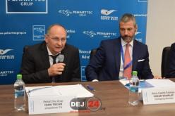 DEJ   Pehart TEC Group a inaugurat o nouă linie de producție a hârtiei tissue – FOTO/VIDEO