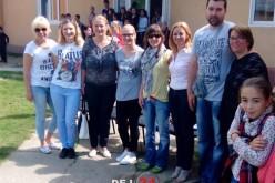 Profesori din Polonia, vizită la Școala Gimnazială Chiuiești – FOTO