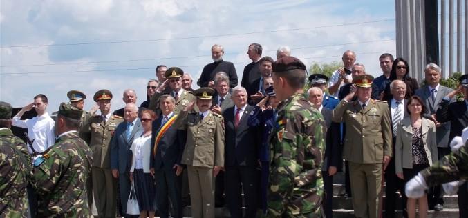 Ziua Eroilor a fost marcată astăzi și la Dej – GALERIE FOTO