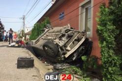Cetățeni din Republica Moldova, răniți într-un accident în Bața – FOTO/VIDEO