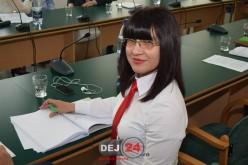TOTUL DESPRE Dora Muncelean, VICEPRIMARUL municipiului Dej. A fost campioană la șah! – VIDEO