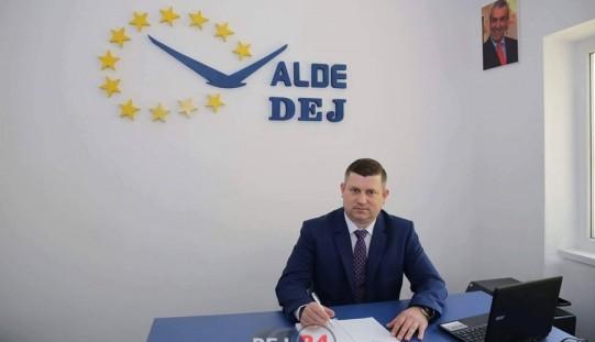 """Vicențiu Știr, co-președinte ALDE Dej: """"Suntem si vom rămâne o echipa unită"""""""