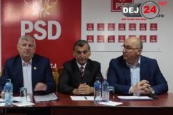 """Primarul din Dej, Morar Costan, dar și dejeanul Vasile Sălătioan, în noua echipă PSD Cluj. ITU e """"OUT"""""""