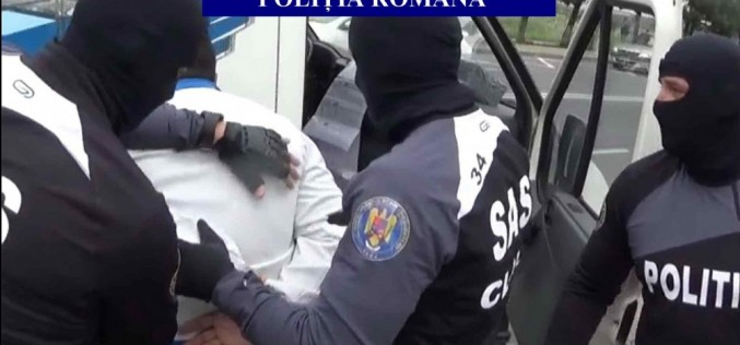 Bărbat din Cășeiu, ARESTAT pentru contrabandă! A fost încarcerat la Penitenciarul Gherla