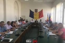 Ședință de îndată a Consiliului Local Dej. Ce vor vota consilierii locali