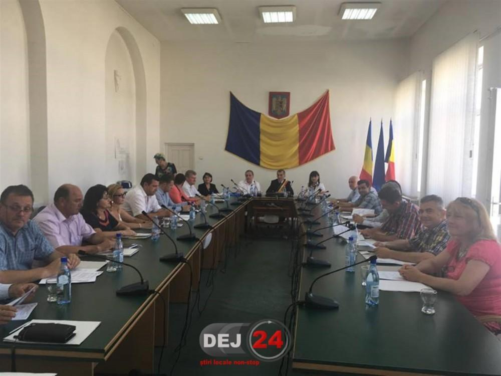Sedinta de indata a Consiliului Local Dej (3)