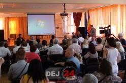 """Dej – Conferință organizată de """"Porți către suflet"""", urmată de un spectacol – FOTO/VIDEO"""