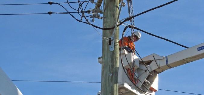 AVARIE ELECTRICA! Două străzi din Dej, fără electricitate