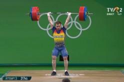 Clujeanul Gabriel Sîncrăian, medaliat cu bronz la Rio 2016, depistat dopat