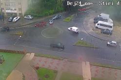 Recomandări ale polițiștilor clujeni pentru o deplasare în siguranță pe timp ploios