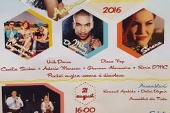 Cluj | Alexandra Ungureanu, Antonia și Mike Diamonds la Zilele Comunei Apahida
