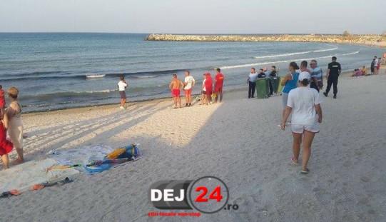 Trupul neînsuflețit al lui Gabriel, tânărul din Dej înghițit de apele mării, a fost găsit – FOTO/VIDEO