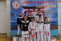 KARATE | CS Budokan Ryu, podium la Cupa României WUKF – FOTO