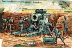 """Expoziție de comemorare a """"Marelui Război (1914-1918)"""", la Cercul Militar Dej – FOTO"""