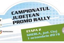 Campionatul Județean Promo Rally, sâmbătă, la Gherla