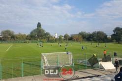 FC Unirea Dej, prima înfrângere din acest sezon. Sănătatea, victorie fără emoții – FOTO