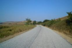 Tratament bituminos pe DJ 190C, Geaca – Sucutard – Țaga – FOTO