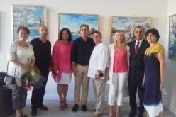 Expoziție de pictură la Galeria de Artă Dej – FOTO