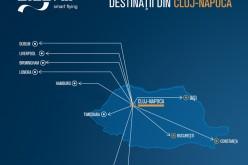 Blue Air anunță noi rute de pe aeroportul din Cluj