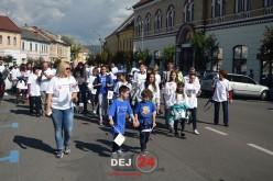 Promenada Inimilor la Dej, cu ocazia Zilei Mondiale a Inimii – FOTO/VIDEO