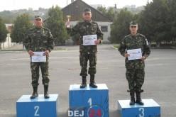 """Dej – Competiţia """"Soldatul/ Subofițerul anului"""". Cine sunt câștigătorii? – FOTO"""