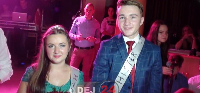 Cine sunt MISS și MISTER CNAM Dej? Distracție de zile mari la Balul Bobocilor – VIDEO