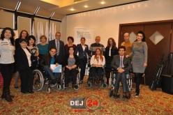 Municipiul Dej, reprezentat la Consiliul Național al Dizabilității din România. Ce s-a discutat – FOTO