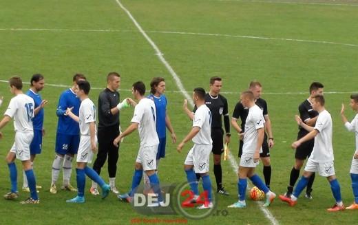 CRONICĂ – FC Unirea Dej, SCOR HALUCINANT cu FC Bistrița. Le-au dat cu terenul în cap! – FOTO/VIDEO