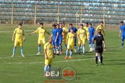 FC Unirea Dej – FC Zalău 1-1. Gazdele egalează în prelungiri, deși au controlat jocul – FOTO/VIDEO