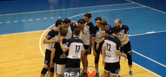ÎN DIRECT – CS Unirea Dej – Volei Municipal Zalău, în sferturile Cupei României