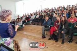 Ziua Mondială a Profesorului, sărbătorită la LAPI Dej – FOTO