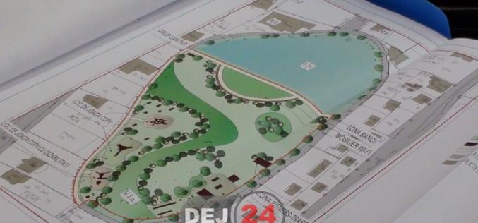 DEJ | Locul de joacă de pe Baltă se demontează pentru o nouă investiţie! Va fi mutat în apropiere