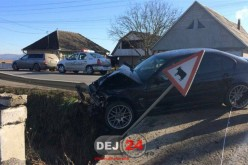ACCIDENT cu mai multe VICTIME, pe DN 17, la ieșire din Mănășturel! – FOTO/VIDEO