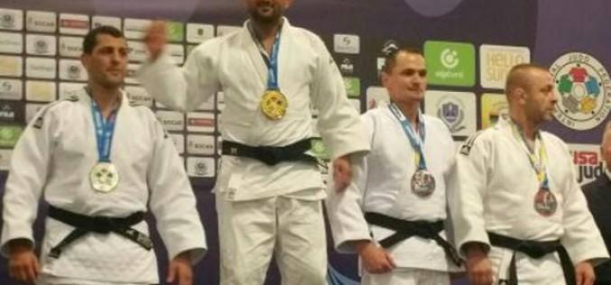 AUR pentru jandarmul clujean Adrian Petre, la Campionatul Național de Unifight al MAI