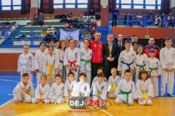 Sportivii CS Vulturii Dej, 42 de medalii la Cupa Vulturii la taekwon-do ITF – FOTO