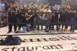 Jandarm clujean, câștigător al turneului piramidal de kickbox de la Deva