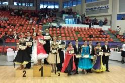 Municipiul Dej a oferit, din nou, campioni și vicecampioni naționali la dans sportiv – FOTO