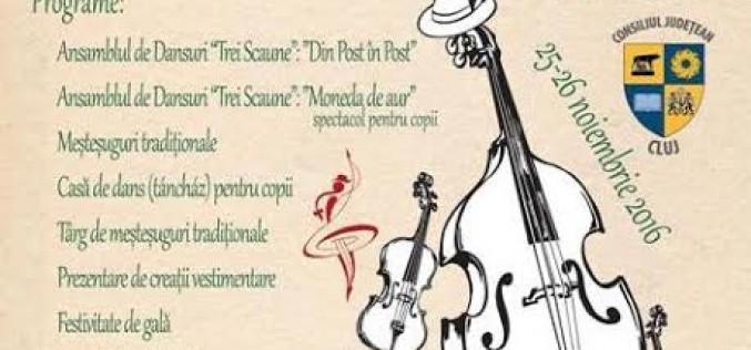 Festivalul de muzică şi dans popular maghiar, ediţia a XIII-a, va avea loc la Cluj